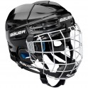 Prodigy Bauer helmet with metal visor