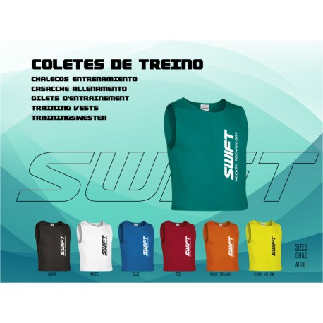 Training Vests - Pack 10 un